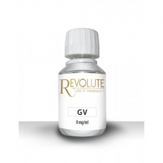 Base E-liquide 0 mg/ml REVOLUTE 0 % PG 100 % VG