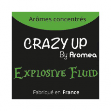 Arôme concentré Explosive Fluid Aromea Crazy Up Arômes Aromea3,90€