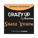 Snake Venom 10 ml - Arôme concentré - Aromea