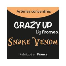 Arôme concentré Snake Venom Aromea Crazy Up Arômes Concentrés Français
