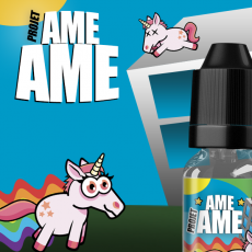 Arôme Concentré  Projet AME AME Vape or Diy - Revolute - 10 ml
