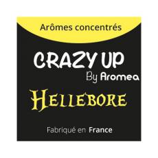 Arôme concentré Hellebore Aromea Crazy Up Arômes Aromea