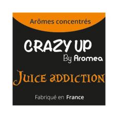 Arôme concentré Juice Addiction Aromea Crazy Up Arômes Aromea3,90€