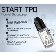 Booster de Nicotine VG REVOLUTE Booster de nicotine pour fabriquer du e-liquide