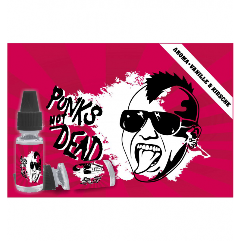 Punks not Dead 10 ml arôme concentré -  BigVape Deutsch