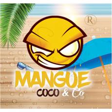 Arôme Concentré Mangue-Coco & Co - Exo REVOLUTE Arômes Revolute Exo