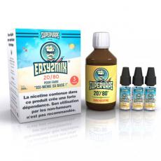 Pack E-Liquide DIY 200 ml 3 mg/ml Easy2Mix 20/80 - Supervape Bases pour faire son e-liquide de cigarette électronique