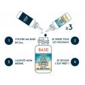 Kit DIY 200 ml 3 mg/ml Easy2Mix 50/50 - Supervape