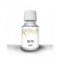 Base E-liquide 0 mg/ml REVOLUTE 30 % PG 70 % VG