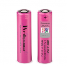 Brillipower 18650 30A 3500mah