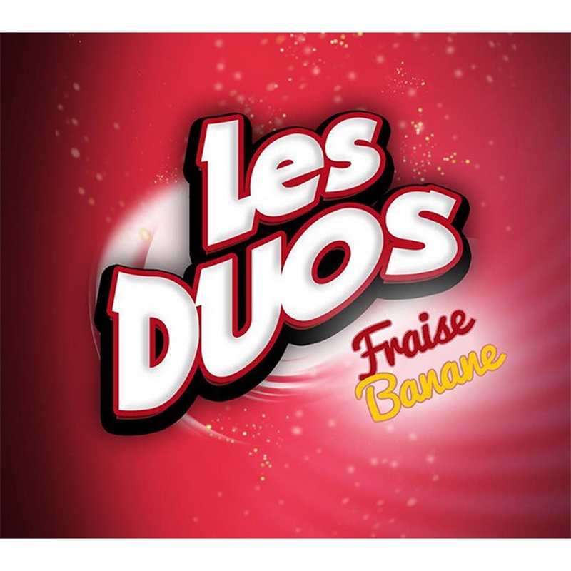 Fraise Banane - Les Duo by REVOLUTE