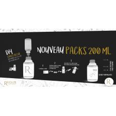 Pack E-Liquide DIY 200 ml 3 mg/ml 50/50 - REVOLUTE Bases pour faire son e-liquide de cigarette électronique10,30€