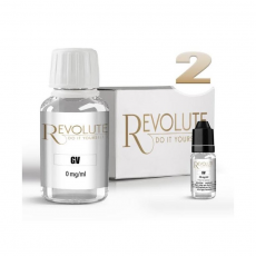 KIT 100 ml shooters nicotine 2 mg/ml DIY - 100 % VG - REVOLUTE - TPD-READY