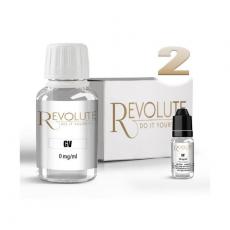 Pack E-Liquide DIY 100 ml 2 mg/ml VG - REVOLUTE Bases pour faire son e-liquide de cigarette électronique
