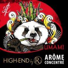 Arôme Concentré UMAMI - HIGH-END by REVOLUTE Arômes Revolute HIGH-END