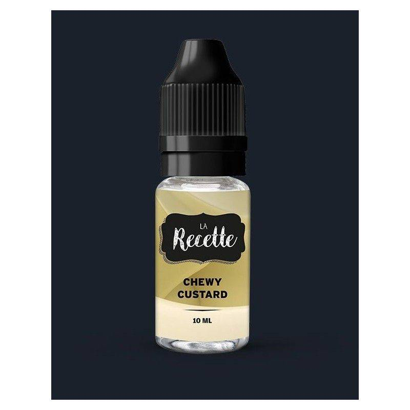 Chewy Custard arôme concentré 10 ml - MAKE IT - Savourea