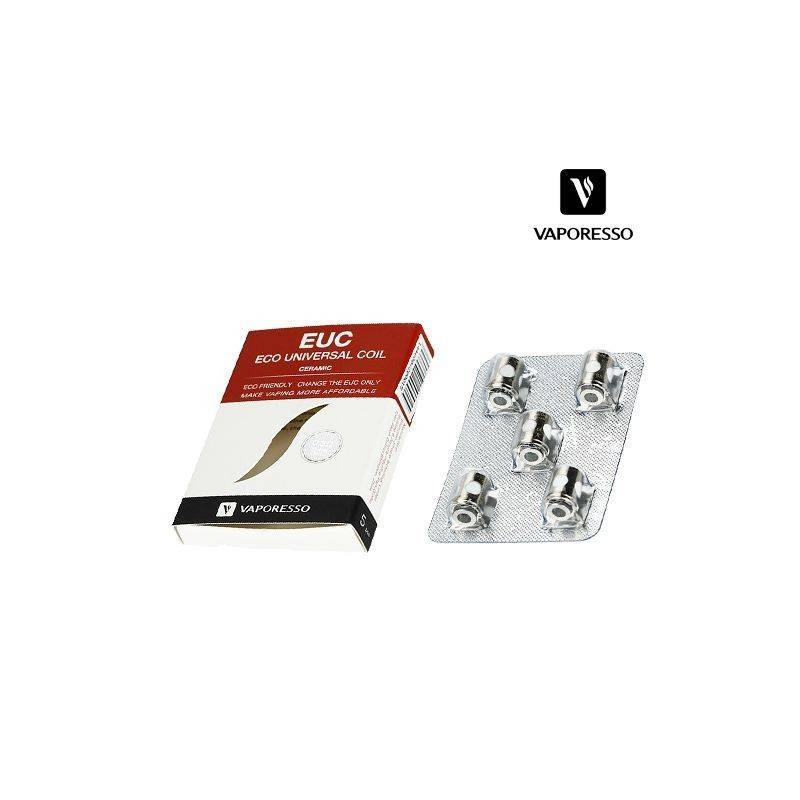 Résistances EUC Veco - Vaporesso - Céramique - 0.3ohm
