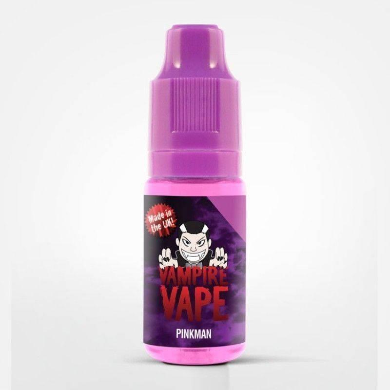 E-liquides Pinkman 5 X 10 ml - Vampire Vape Vampire Vape E-Liquide