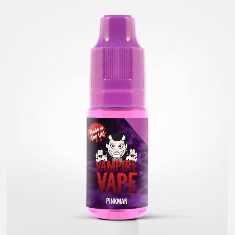 Lot de 5 e-liquides 10 ml Pinkman Par Vampire Vape
