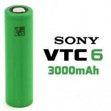 Accu Sony VTC6 3000 mAh 18650