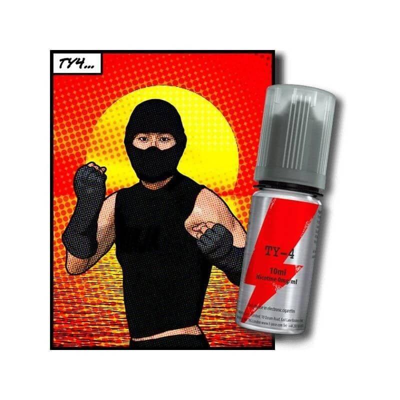 TY-4 e-liquide 10 ml T-JUICE