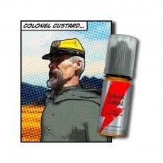 E-liquide Colonel Custard T-JUICE T-Juice E-Liquide