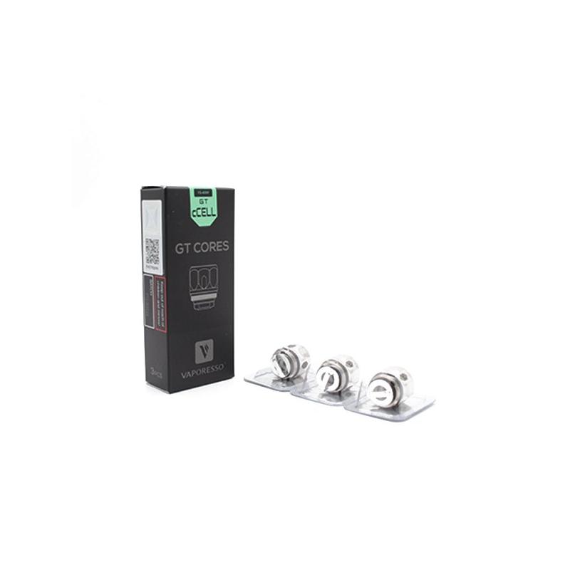 Pack de 3 résistances GT CCELL Ceramic 0.5 Ohm (NRG SE) Vaporesso