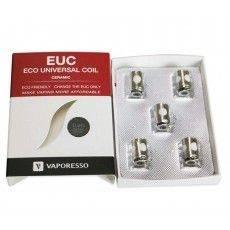 Résistance (x5) EUC Céramique Veco 0.5 ohm - Vaporesso  Resistance Vaporesso10,90€