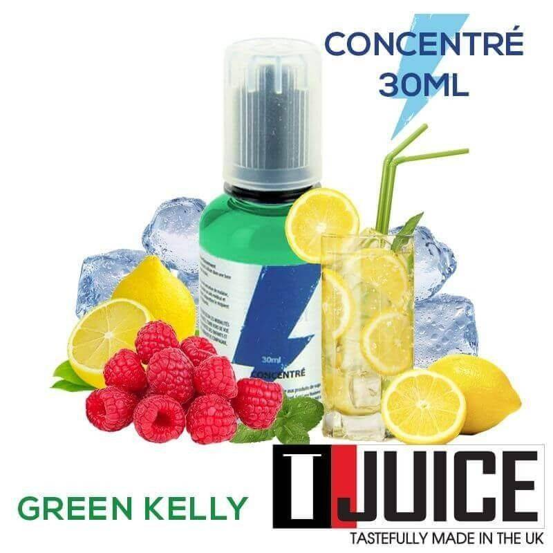 Arôme Concentré Green Kelly - T-JUICE 30 ml