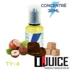 Arôme Concentré TY-4 - T-JUICE 30 ml