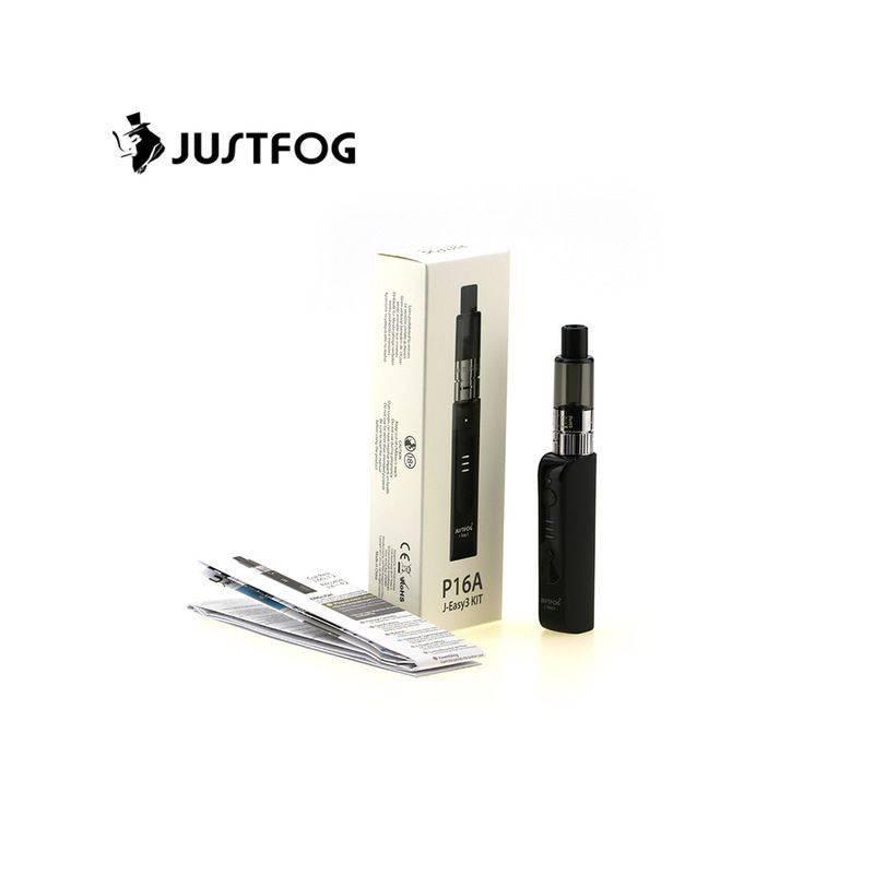 Kit P16A 900mAh - Justfog