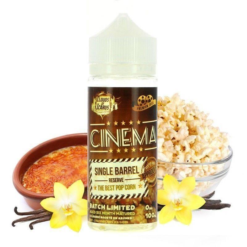 CINEMA RESERVE - CLOUDS OF ICARUS - 100 ml - E-Liquide Shake N Vape