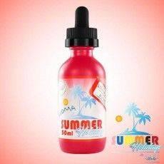 E-Liquide Strawberry Bikini 50 ml Summer Holidays - Dinner Lady Dinner Lady