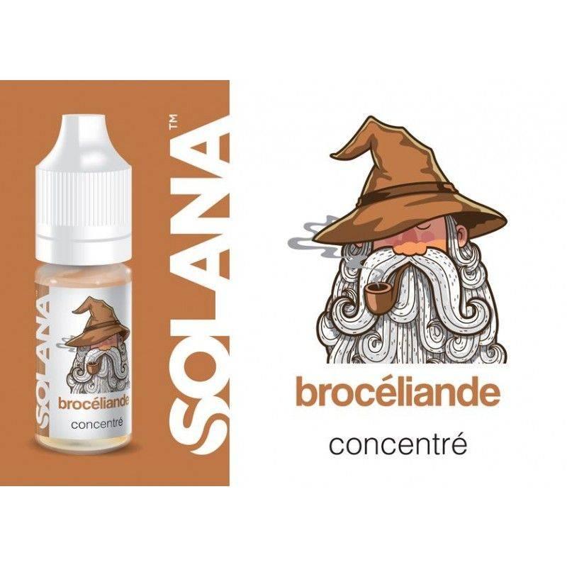 Broceliande 10ml Arôme Concentré - Solana