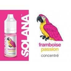 Framboise Passion 10ml Arôme Concentré - Solana