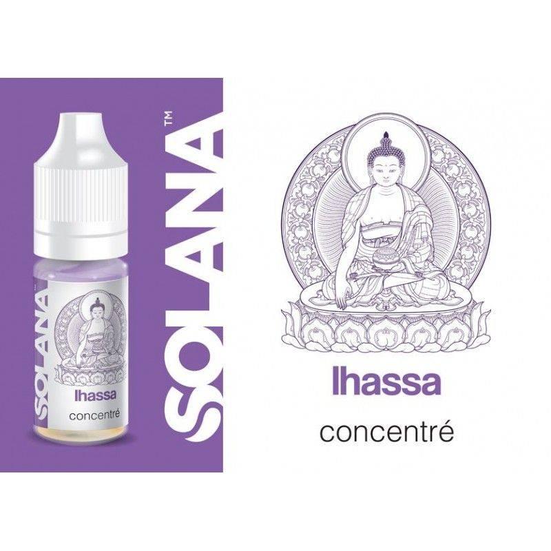 Lhassa 10ml Arôme Concentré - Solana