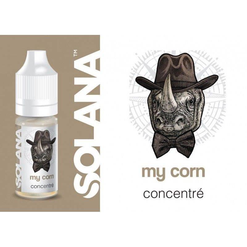 My Corn 10ml Arôme Concentré - Solana Arômes Solana