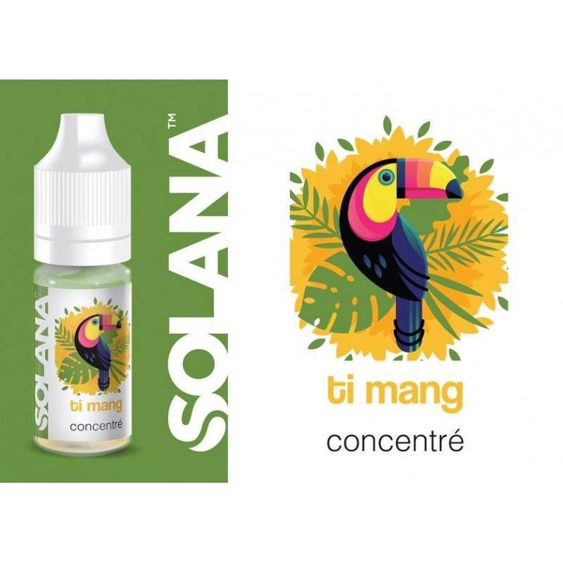 Ti Mang 10ml Arôme Concentré - Solana Arômes Solana