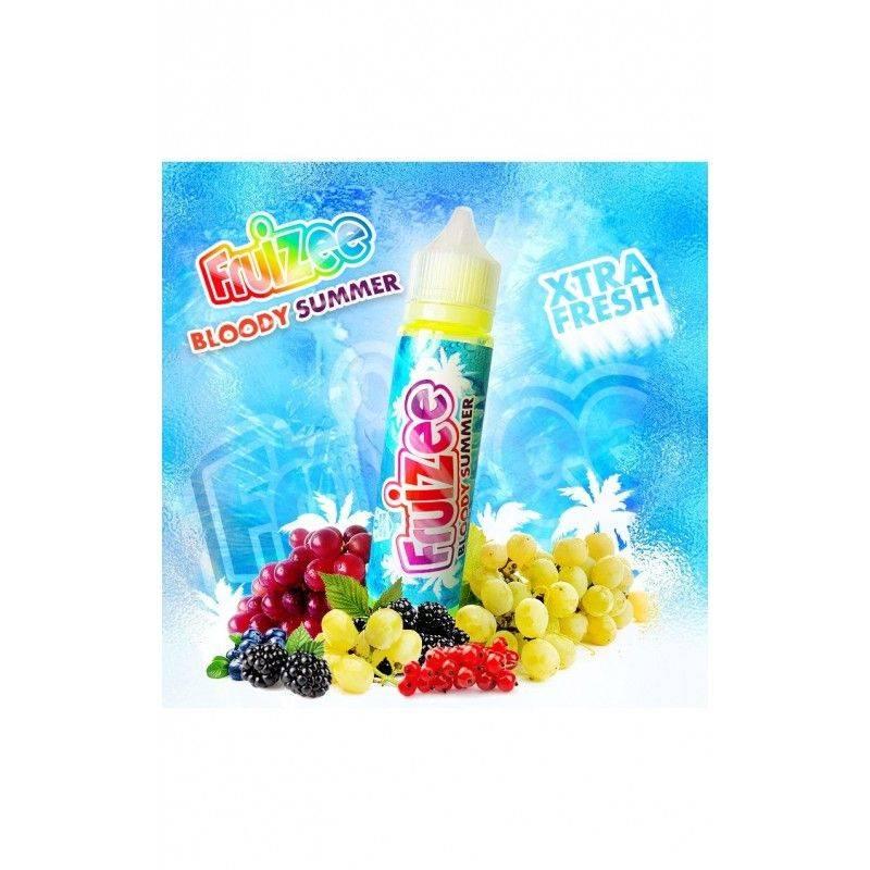 Bloody Summer 50 ml  Fruizee  - Eliquid France