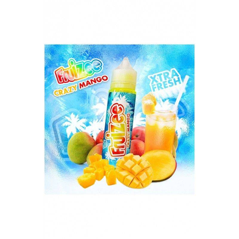Crazy Mang 50 ml  Fruizee  - Eliquid France