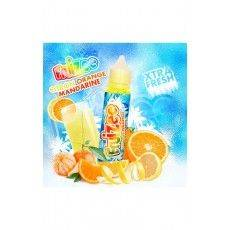 Citron Orange Mandarine 50 ml  Fruizee  - Eliquid France