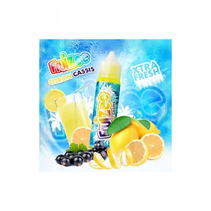 Citron Cassis 50 ml  Fruizee  - Eliquid France