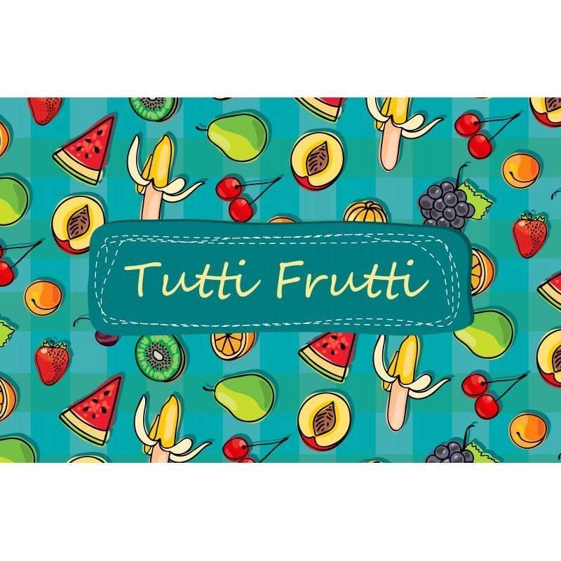 10 ML - Arôme - Tutti Frutti - FA (Blenderize flavor (Tutti frutti)