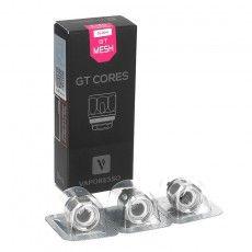 Resistance (x3) NRG GT Meshed Cores - 0,18 Ohm - Vaporesso Resistance Vaporesso7,90€