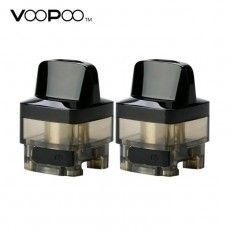 Pod (x2) VINCI 5.5 ml - VooPoo Résistances VOOPOO