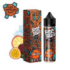 E-Liquide WiiZ 50ml - Curieux Les Vapeurs Pop / Curieux