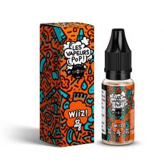 WiiZ  10 ml - Les Vapeurs Pop - E-Liquide Curieux Curieux - Les Vapeurs Pop