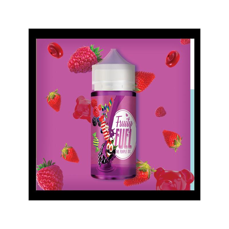 E-Liquide The Purple Oil 100 ml - Fruity Fuel Fruity Fuel