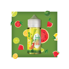 E-Liquide The Green Oil 100 ml - Fruity Fuel Fruity Fuel