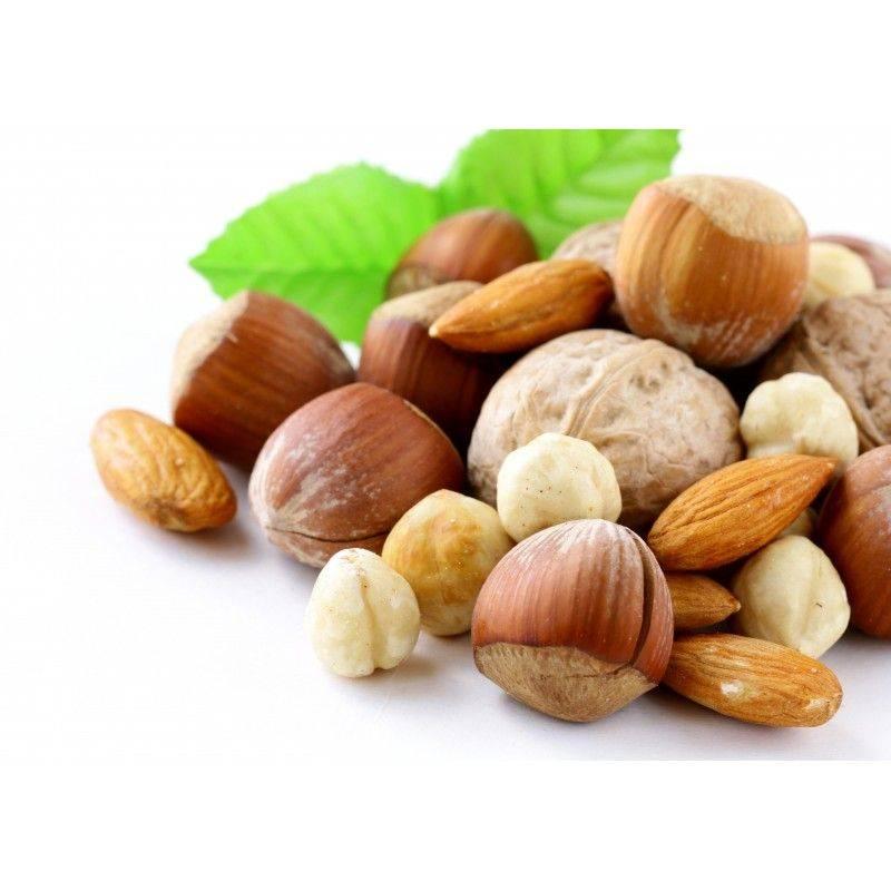 10 ml - Arôme - MIX DE NOIX - FA (Nut mix flavor)